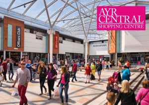 Ayr Central Shopping Centre