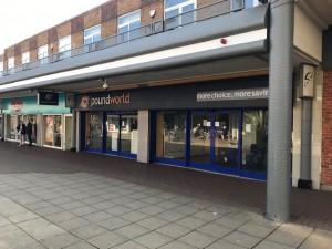 Poundworld - Bede Precinct - External 1